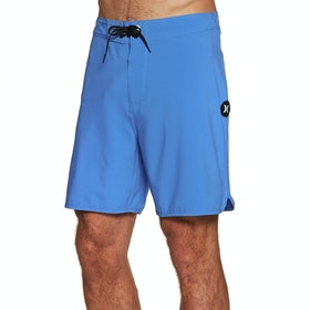 "Hurley Phantom One & Only 18"" Boardshorts - Pacific Blue"