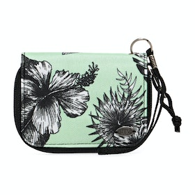 Animal Buzios Womens Wallet - Canton Green