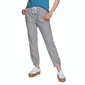 Pantalon Animal Summer Days - Chambray Blue