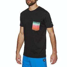 Billabong Team Pocket Short Sleeve Surf T-Shirt - Black