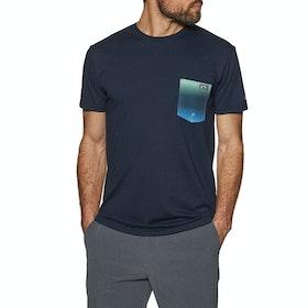 Billabong Team Pocket Short Sleeve Surf T-Shirt - Navy