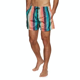 Paul Smith Artist Swim Shorts - Multicoloured
