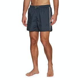 Pantaloncini da Bagno Emporio Armani 2 - Blu Navy
