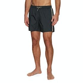 Pantaloncini da Bagno Emporio Armani 2 - Nero