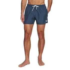 Pantaloncini da Bagno Emporio Armani 5 - Blu Navy