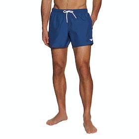 Pantaloncini da Bagno Emporio Armani 5 - Cobalto