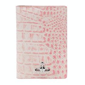Bolsa de Acessórios Senhora Vivienne Westwood Dora Passport Case - Pink