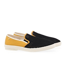 Rivieras Potomac Men's Espadrilles - Honey/black