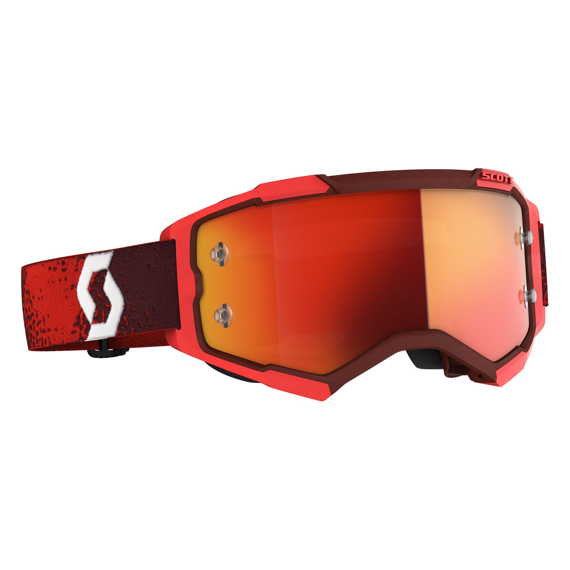RIP N ROLL TVS Total Vision System for Fox Main Pro motocross goggles