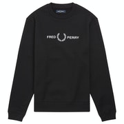 Fred Perry Graphic Svetr
