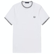 Fred Perry Twin Tipped Men's Short Sleeve T-Shirt