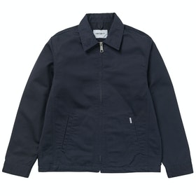 Carhartt Modular ジャケット - Dark Navy Rinsed
