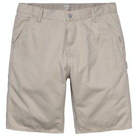 Carhartt Ruck Single Knee Spazier-Shorts - Wall Stone Washed
