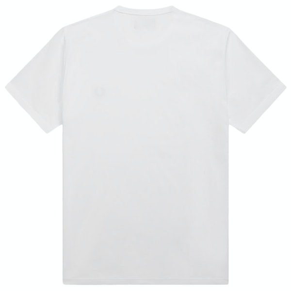 Camiseta de manga corta Hombre Fred Perry Ringer