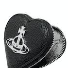 Vivienne Westwood Vegan Johanna Heart Coin Case Damen Geldbörse