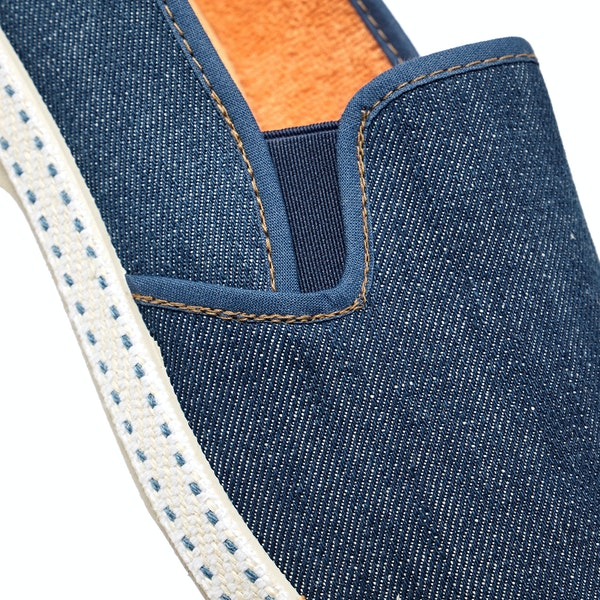 Rivieras Blue Jeans Men's Espadrilles
