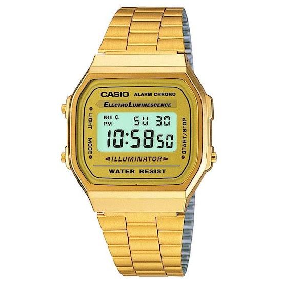 Casio Casio Retro Metal Digital Uhr