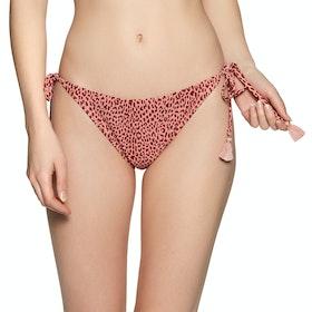 Barts Bathers Tanga Womens Bikini Bottoms - Dusty Pink