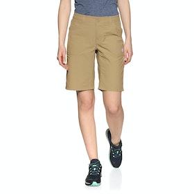 Shorts pour la Marche Femme North Face Horizon Sunnyside - Kelp Tan