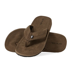 Sandales Animal Hyde - Brown