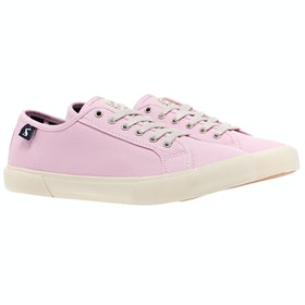 Joules Coast Pump Ladies Trainers - SFLILAC