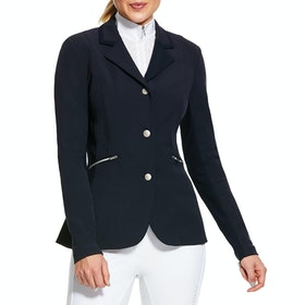 Ariat Galatea Damen Competition Jackets - Navy