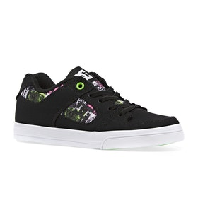 Chaussures DC Pure Elastic TX SE - Black Multi