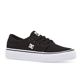 Chaussures DC Trase TX - Black White