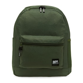 Superdry City Pack Backpack - Chive
