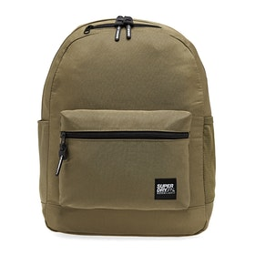 Superdry City Pack Backpack - Combat Brown