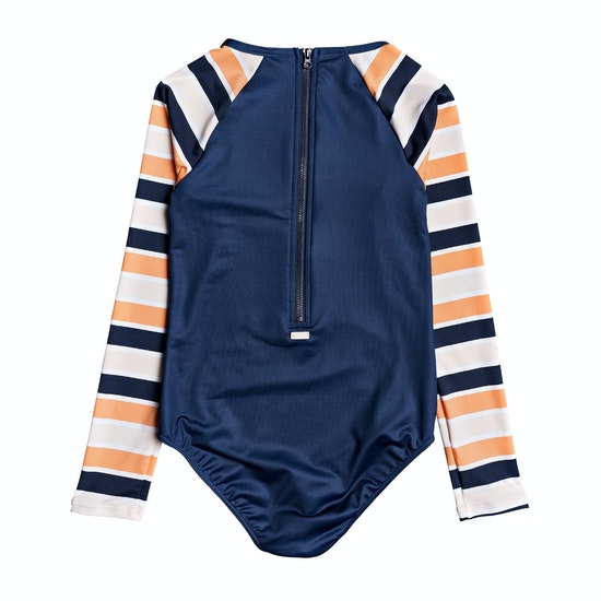 Roxy Made For Roxy Long Sleeve Girls Swimsuit