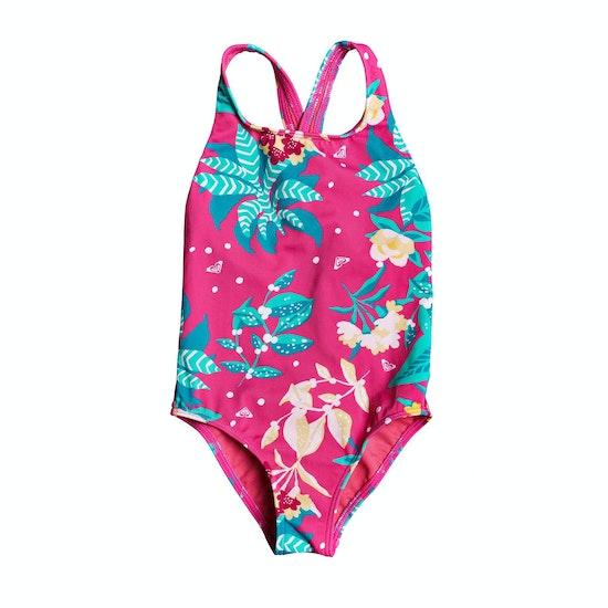 Roxy Magical Sea One Piece Girls Swimsuit