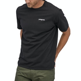 T-Shirt à Manche Courte Patagonia Fitz Roy Horizons Responsibili Tee - Black