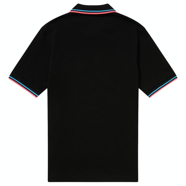 Fred Perry Re Issues Made In Japan Pique Polo Shirt