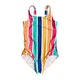 Roxy Maui Shade One Piece Girls Swimsuit