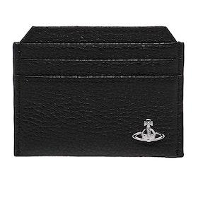 Card Holder Vivienne Westwood New Milano Slim - Black