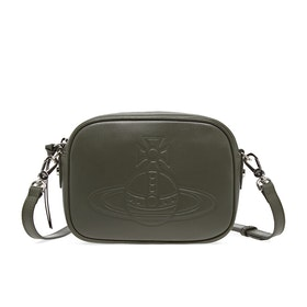 Camera Bag Mujer Vivienne Westwood Anna - Green