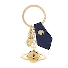 Vivienne Westwood Sofia 3d Orb Light Gold Womens キーホルダー