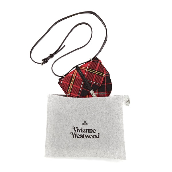Vivienne Westwood Special Sofia Mini Saddle Dames Saddle Bag