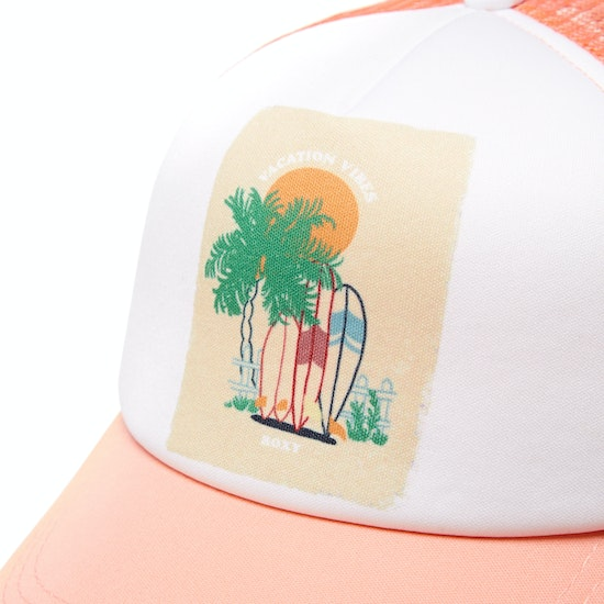 Roxy Reggae Town Girls Cap