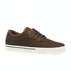 Chaussures Etnies Jameson 2 - Brown/navy