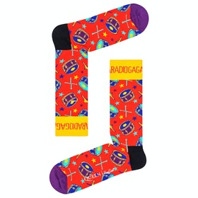 Happy Socks Radio Ga Ga Socks - Multi