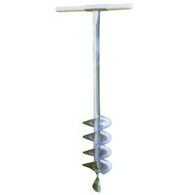 Clôture électrique Corral Drill for - Silver
