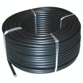 Corral High Voltage Underground Cable Electric Fencing - Black