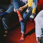 Happy Socks Bohemian Rhapsody Fashion Socks