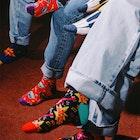 Happy Socks We Will Rock You Fashion Socks