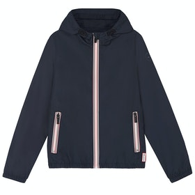 Hunter Original Shell Childrens Softshell Jacket - Navy