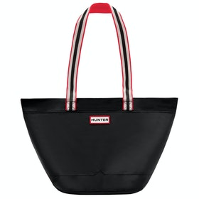Hunter Orig Lweight Rubberised Tote Gym Bag - Black