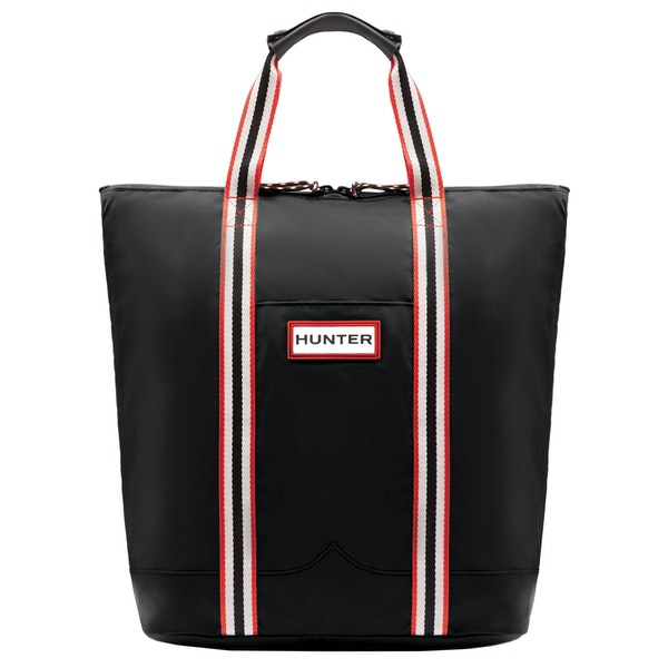Hunter Original Lightweight Rubberised Two Way Tote , Laptopryggsäck