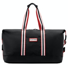 Worek marynarski Hunter Original Lightweight Rubberised Holdall - Black
